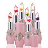 Губная помада Crystal Jelly Lipstick водостойкая, увлажняющая