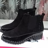 СП Демисезонные ботиночки, очень классные, выкуп от одной пары