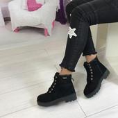 Зимові черевички!!