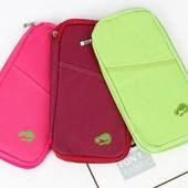 Органайзер для документов, холдер - бордовый, черный, розовый, зеленый, синий, серый