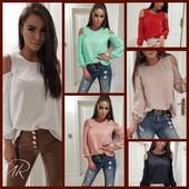 Самые красивые блузочки и рубашки до 52 р. по самым низким ценам!Выкуп от 1 ед!