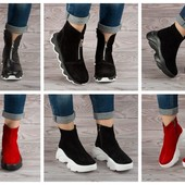 Деми-весна ,ботинки на низком ходу и на каблуке,разные модели.Отправка 7-10 рабочих дней.