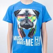 Подростковые футболки Валимарк! Светятся  и 3Д ! 40-44 разм. Активно ставим броньки и выкупаем!