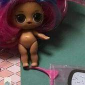Новинка! Кукла Lol hair goals с волосами + аксессуары. Все по 90грн.!