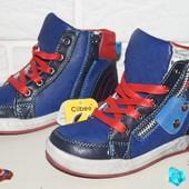 Выкуплены!!! Класснющие демисезонные ботинки хайтопы для маленьких модников. Мега стильные!!!