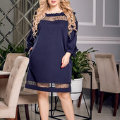 Женская одежда норма и ботал размер 42-64