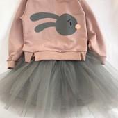 Шикарный костюм для маленьких принцесс