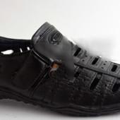 В наличии. Кожаные туфли для мальчиков 31-36рр