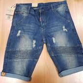 Молодіжні і підросткові джинсові бриджі.Викуплені.Розбираємо