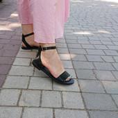 Натуральные сандалии! Остатки размеров! Отправка со склада от 1 ед