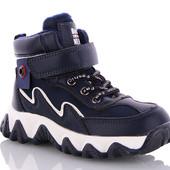 Крутые демисезонные ботинки мальчикам 27-32р.