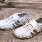 Полностью кожаные кроссовки Walker 31-36р. Есть бирка качества