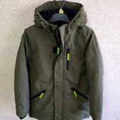 Зимние немецкие куртки для мальчиков