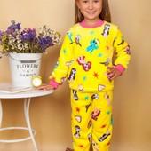 Срочно! СП на теплые пижамки от 1 года до 7 лет, махра и начес.Викуп каждую пятницу