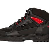 Ботинки мужские спортивные Зима (Кб-07ч)