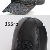 мужские шапки кожа вязка наборчики с шарфом качество отличное !!!