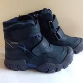 Есть р-ры в наличии! Крутые, неубиваемые, зимние ботинки, 33 по 38! Немного маломерят