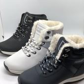 Зимние кроссовки, ботинки три цвета! Отправка каждый день