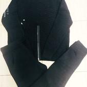 Фабричные Китай и Турция Шерстяные очень крутые вязаные спортивные костюмы от нормы ----52 размера