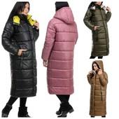 Тільки новинки демісезонні, зимові фабричні куртки, пальта р. 42-58!!!