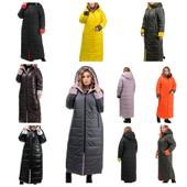Тільки новинки демісезонні, зимові фабричні куртки, пальта р. 42-60!!!