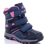 Еще две брони и выкуп ф.1. Термо ботинки B&G на девочку, размеры 28-35.