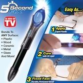 Супер клей, горячий ультрафиолетовый карандаш