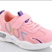 Новинка! Модные кроссовки для принцесс! 28-33рр! Сбор! Ниже цены не найдёте!)