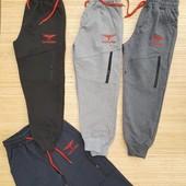 Спортивные штаны мальчикам 5-8лет, Турция, две модели