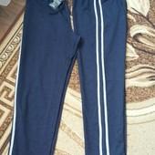 Мужские фабричные спортивные штаны 48-56р.