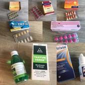 Вітаміни та ліки з Єгипту в наявності!!!