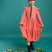 Сп гарних платтячок для дівчаток -122-146 см