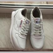 Кожаные мужские кроссовки Reebok Classic