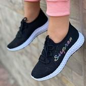 Шикарные женские кроссовки сеточкой