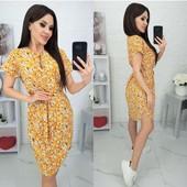 Элегантные женские летние платья