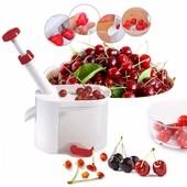 Удаление косточек из вишни и черешни (оливки, маслины)