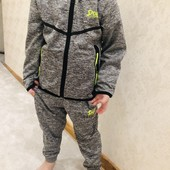 бомбезные Спортивные костюмы для мальчиков (от 1 до 12 лет)