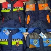 Куртка демі або єврозима має утеплювач 3/4 р. 5/6 р.