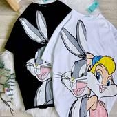 Хит сезона! Женские мультяшные футболки