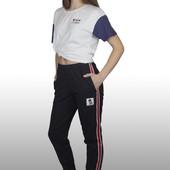 СП от 4 шт! Есть большие размеры! Модные спортивные штаны с тесьмой! Супер качество! Сидят идеально!