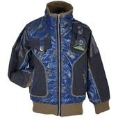 Сп.Стильные куртки на мальчиков , двух расцветок, на 4-10лет