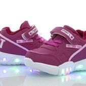 Модные кросовки этого сезона с LED подстветкой