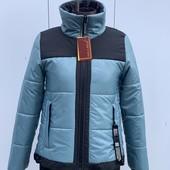 Новиночки куртки демисезон 42-54 качество
