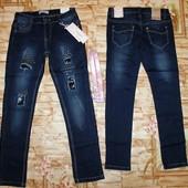 Модные джинсы на девочку Seagull 134-164 р