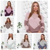 Вязаные кофты, свитера, джемпера. Женская одежда от производителя!