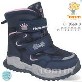 Сп. Детские зимние термо ботинки Том.М. размеры: 27-32.
