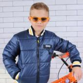 Куртка юниор демисезонная Off WHite. Размеры 98-164см
