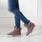 Ботинки зимние)