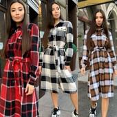 Стильные теплые платья !!!!