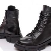 Демисезонные ботиночки. Кожа!!!
